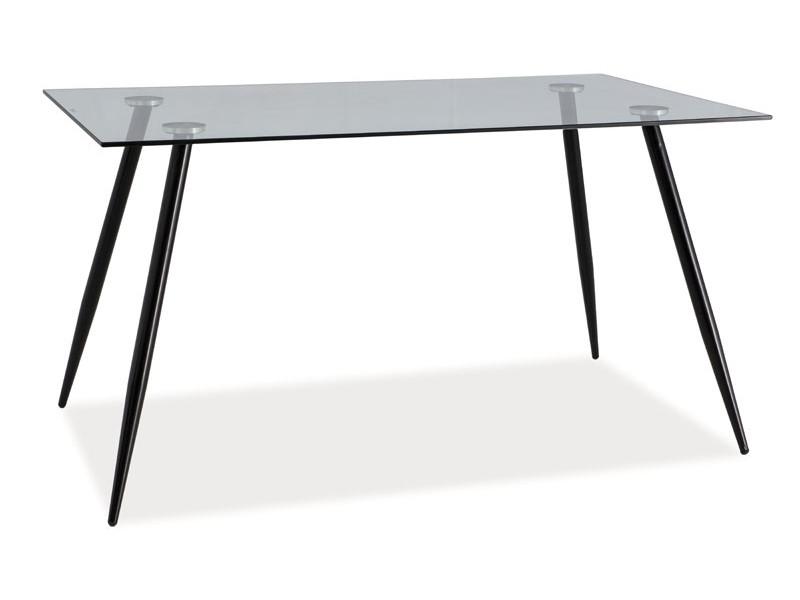 Стеклянный стол Nino