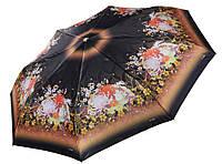 Женский зонт Три Слона  САТИН ( полный автомат ) арт.137-8