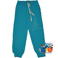 """Детские спортивные брюки """"Paris"""" , трикотажные (флис) , для девочки от 5-8 лет"""
