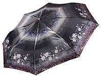 Женский зонт Три Слона  САТИН ( полный автомат ) арт.137-10