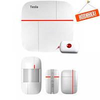 GSM сигнализация TESLA SECURITY GSM-900 WIFI