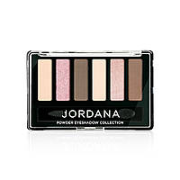 JORDANA Палитра Теней MADE TO LAST EYESHADOW COLLECTION