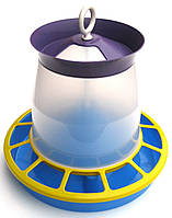 Кормушка для птицы бункерная 5 литров