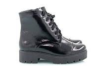 Купить зимние ботинки из кожи, фото 1