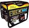 Генератор Forte FG6500Е (5.0-5.5 кВт, 13 л.с., бензин, 1 фаза, стартер)
