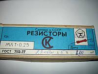 РЕЗИСТОРЫ МЛТ-0,25 8,2ком 5% (ЛОТ-50ШТ)