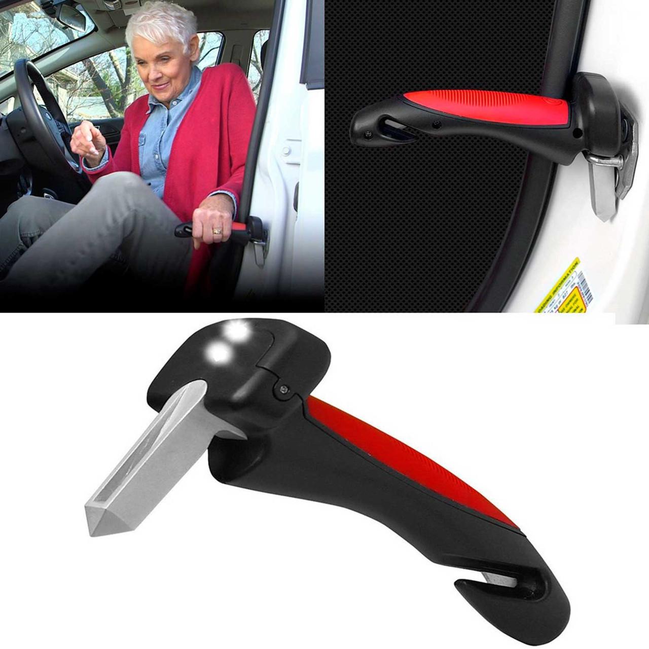 Универсальная автомобильная ручка Portable Car Handle (аварийный инструмент), фото 1