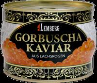 Красная лососевая икра горбуши Lemberg 500гр