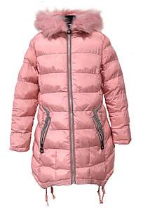 Зимняя курка на девочку HIKIS размер 158