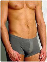Мужские трусы-хипсы Doreanse Modal Basic1560 серые