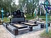 Надгробный комплекс из гранита К-010
