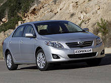 Toyota corolla e140 e150 / тойота королла 140 150 (седан) (2007-2012)