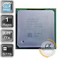 Процессор Intel Celeron D315 (1×2.26GHz/256Kb/s775) БУ