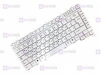Оригинальная клавиатура для Toshiba Satellite M506, M507, Pro M200, Qosmio G45, G40 series, rus, white
