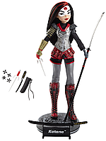 DC Comics DC Super Hero Girls Эксклюзивный выпуск Катана Katana Exclusive Doll