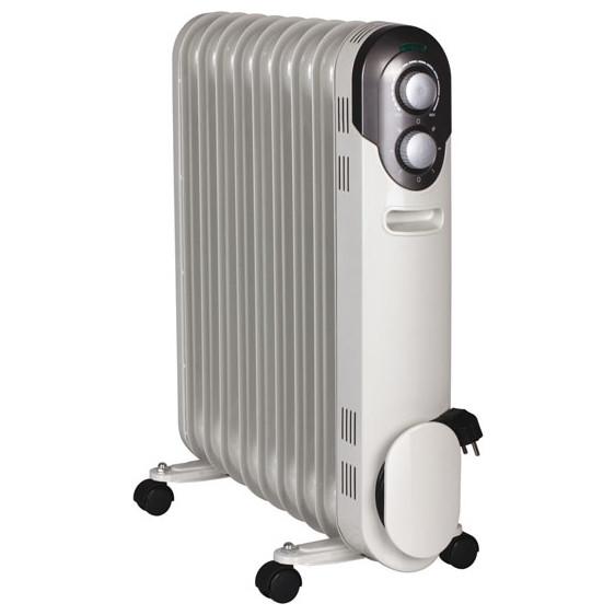 Масляный радиатор VES Electric RG9GP 2000 Вт