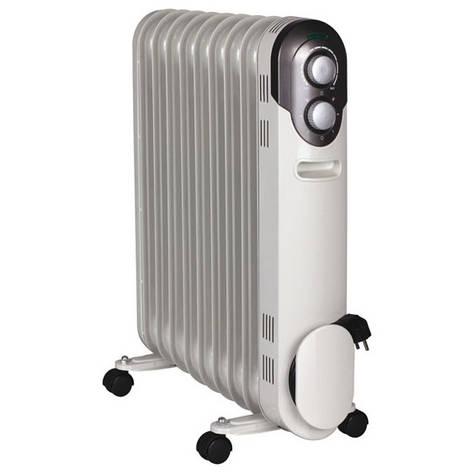 Масляный радиатор VES Electric RG9GP 2000 Вт , фото 2