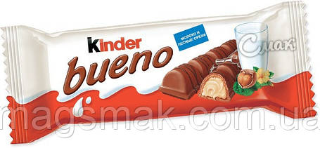 Киндер Буэно / Kinder Bueno, 43 г , фото 2
