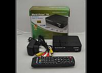 Цифровой эфирный тюнер Т2 World Vision T34