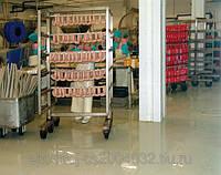Наливные полы для морозильных и холодильных камер