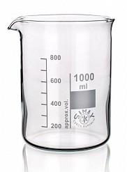 155/10 ml Стакан низкий с носиком SIMAX, Чехия