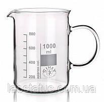 154/1000 ml Стакан низький з ручкою SIMAX, Чехія