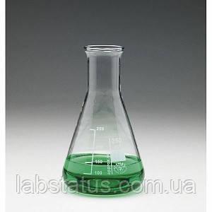 24/3000 ml Колба коническая Эрленмейера без шлифа узкогорлая SIMAX, Чехия