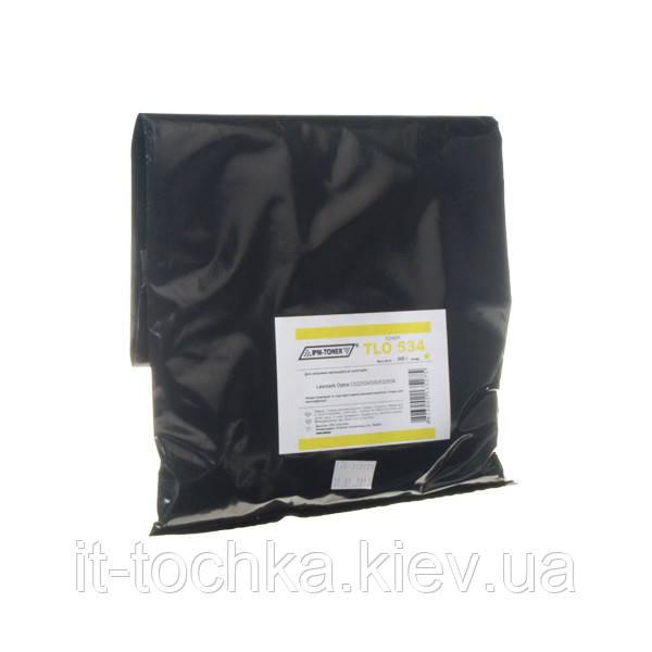 Тонер spheritone для oki c3100/c3200/c5100 бутль 180г black (th80b)