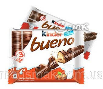 Киндер Буэно / Kinder Bueno, 129 г , фото 2