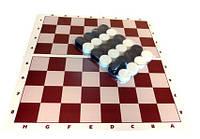 Настольный набор для игры в шашки и нарды Орион 35 70020