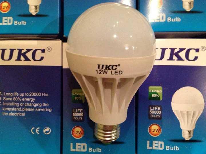 Лампа светодиодная лампочка LED 12W E27 10шт Акция!