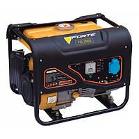 Генератор Forte FG2000 (1.2-1.5 кВт, бензин, 1 фаза)