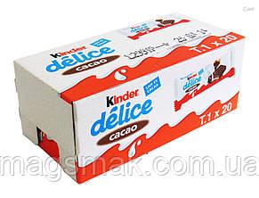 Киндер Делис / Kinder Delice, 42 г , фото 2