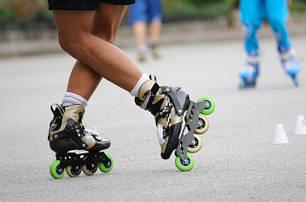 Роликовые коньки Rollerblade