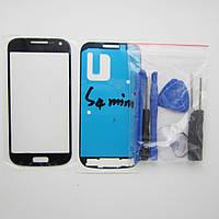 Стекло с рамкой Samsung J500F Galaxy J5, J500H, J500M черный