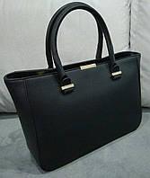 Женская модная сумочка Victoria Beckham черная Виктория Бекхэм