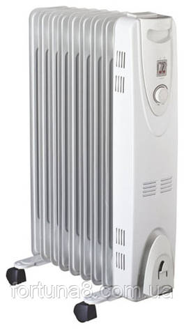 Масляный радиатор VES Electric RG12HO 2500 Вт, фото 2