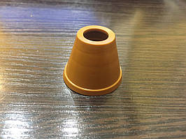 Уплотнитель для внешней чаши кальяна, коричневый