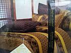 Постельное бельё сатин Demfirat Karven евро , фото 2