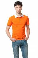 Футболка Polo Эгоист 7016 - Оранжевый