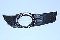 Накладка фары противотуманной (птф) Авео-08 Т255 (хром) левой JH010108004-2