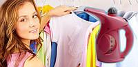 """Ручной отпариватель для одежды """"Аврора"""" А7, многофункциональный паровой утюг"""