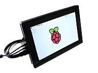 """HDMI LCD 10.1"""", 1280×800, IPS, Ємнісний сенсор, для Raspberry Pi від Waveshare (B)"""