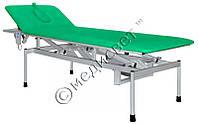 Кушетка медицинская массажная с электроприводом КМЕ