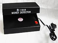Детектор валют ультрафиолетовый AD-118AB с питанием от сети