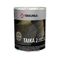 Тайка двухцветная перламутровая лазурь Тиккурила (Tikkurila Taika)