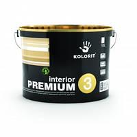 10 л - Kolorit Interior Premium 3 База А