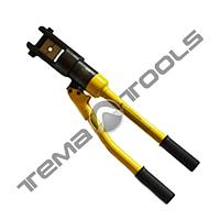 Гидравлический ручной опрессовочный инструмент для силовых наконечников YYQ-120
