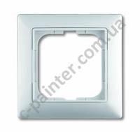 Рамка 1-я Abb Basic 55, 2511-94-507 белый