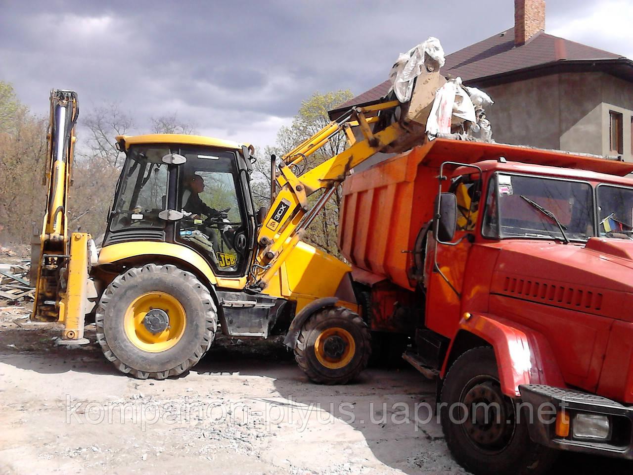 Прибирання території Київ